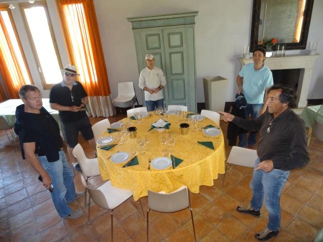 Otella Lugana Weinreise In VIno