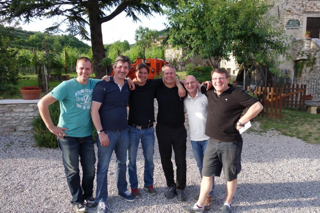 Weinreise Toskana 2014 Mazzi