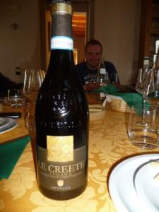 Otella Le Crete Weinreise Tosakna In VIno