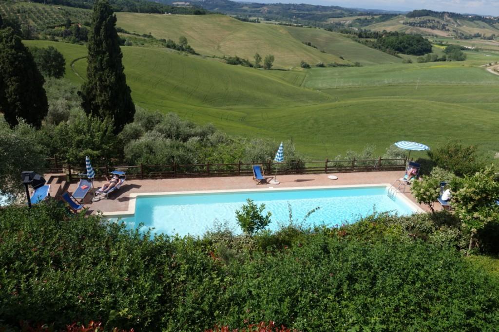 Pool in Toskana Bella Vista