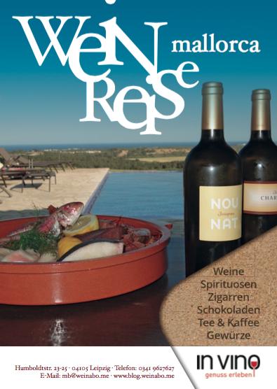 Mallorca Weinreise
