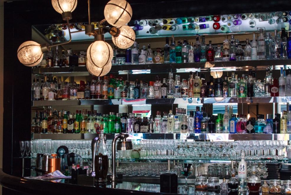 Absacker Bar in Palma